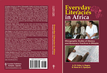 Every Literacies in Africa Cover